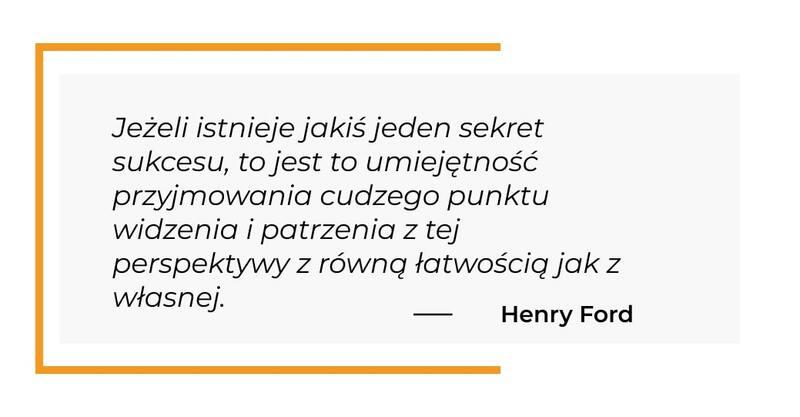 cytat motywacyjny - Henry Ford