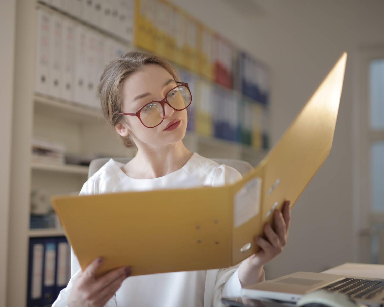 List motywacyjny praca biurowa — wzór i porady, jak napisać