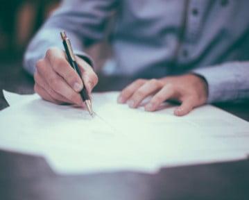 Wypowiedzenie umowy o pracę na czas nieokreślony — wzór